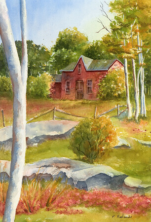 """The Old Homestead"""